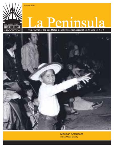 Cover of La Peninsula Mexican American Summer 2011