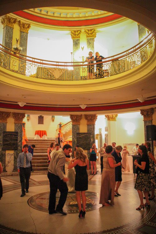 corporate-event-rotunda-dome-dancing2