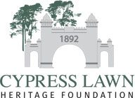 Cypress Lawn Heritage Foundation logo