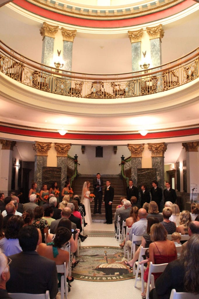 history-museum-wedding-ceremony-rotunda