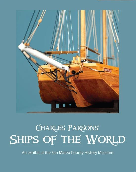 Charles Parsons Ships of the World exhibit catalog