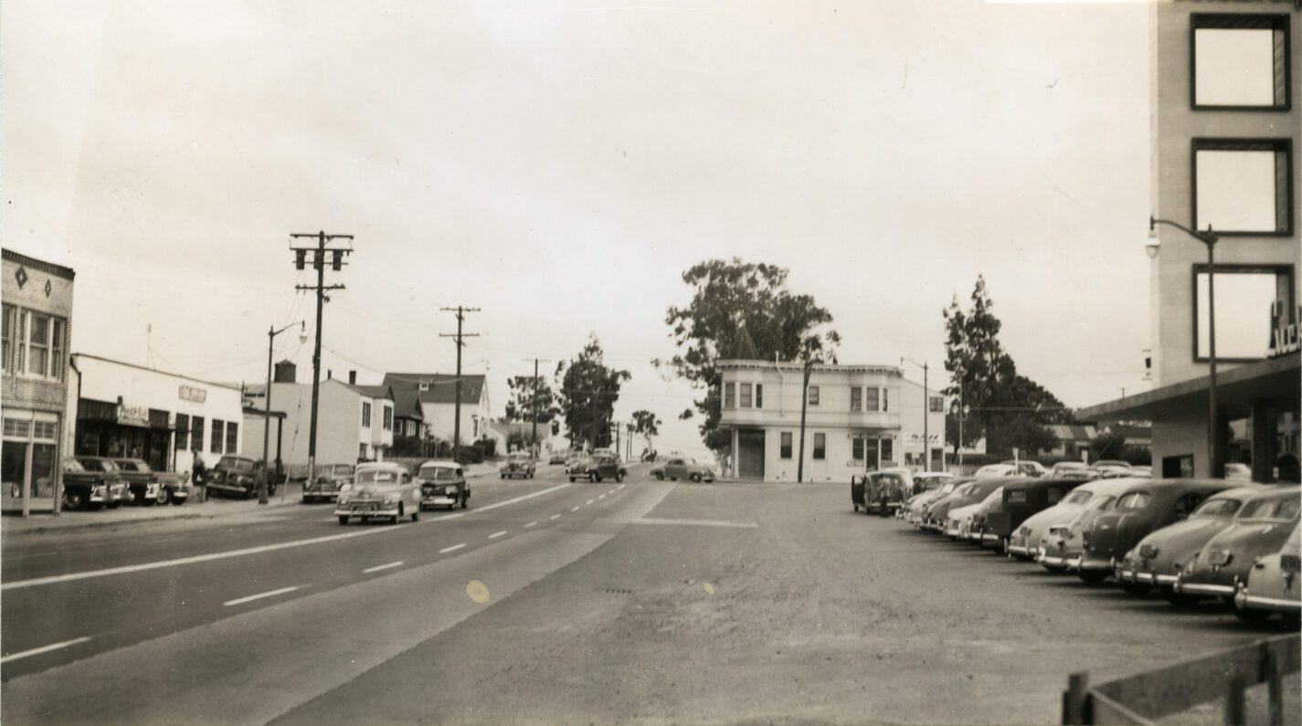 El Camino Real and Crystal Springs Road Right of Way Acquisition Project, California Division of Highways, 1951-1953