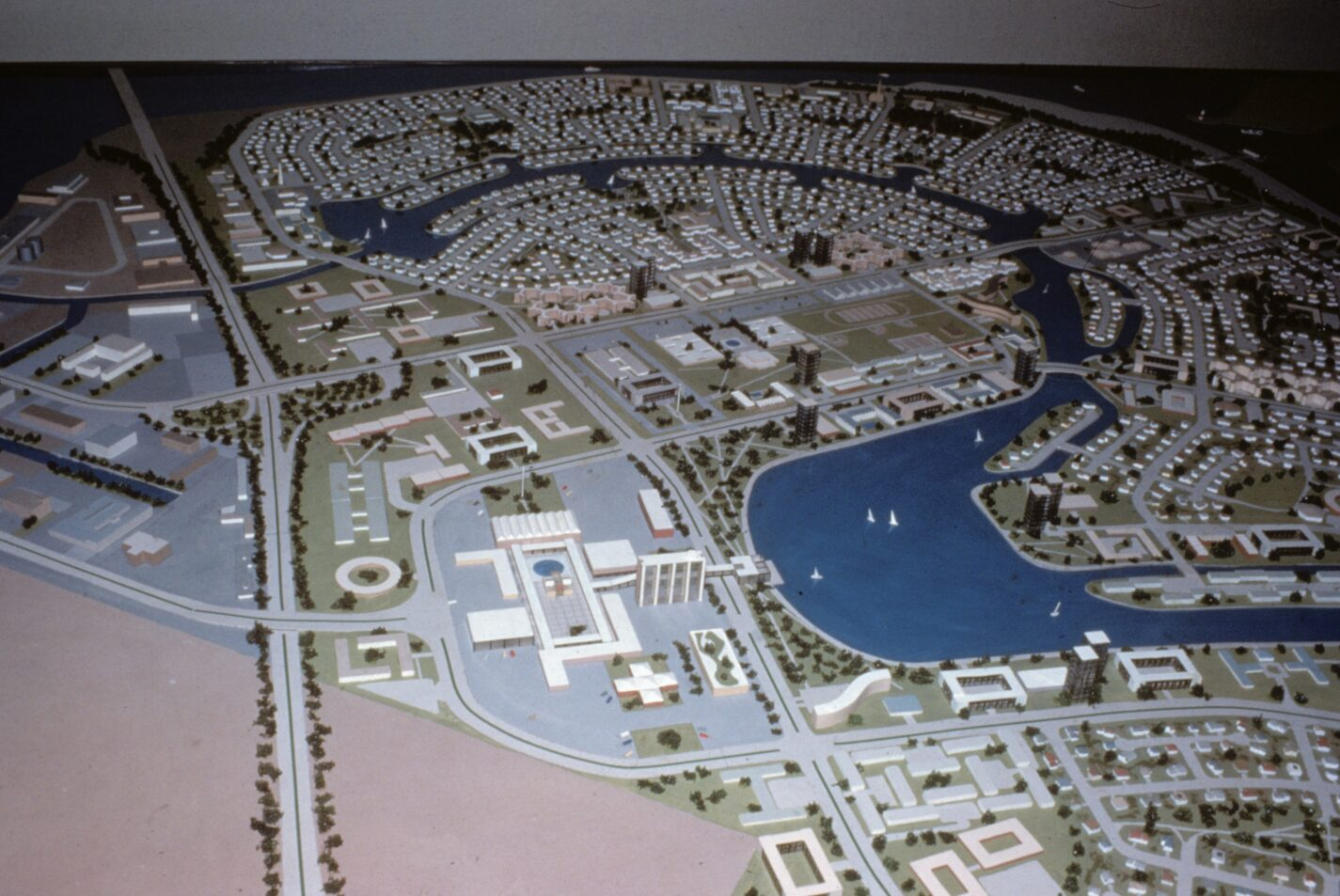 Image of a Foster City Map
