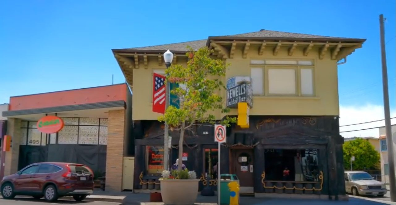 two story bar in San Bruno